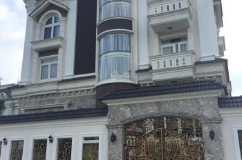 Bán nhà Trần Thái Tông, đường 10m, 8.07mx16.7m nhà 4 tầng như biệt thự sang trọng. LH: 0941180011