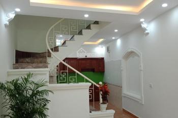 Bán nhà dân xây độc lập 4 tầng ngõ 229 Hàng Kênh, Lê Chân, Hải Phòng, DT 37m2, chào 1 tỷ 350 triệu