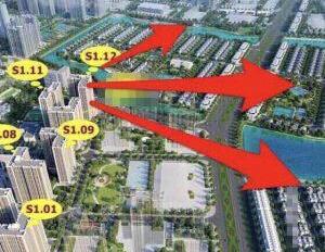 Bán suất ngoại giao căn hộ studio giá hấp dẫn chỉ 893tr/căn