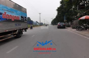 Bán lô đất 43m2 mặt đường Nam Đuống, Thượng Thanh, Long Biên. Quy hoạch thành lô góc 2 mặt đường