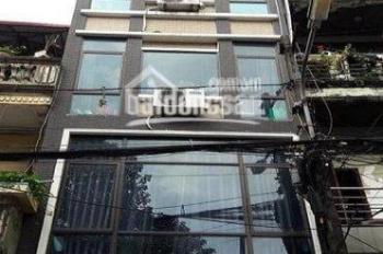Cho thuê nhà mặt phố Bích Câu - DT: 70m2*6T có thang máy, điều hòa - 115.7 tr/tháng - 0934455563