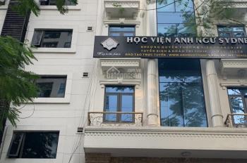 Chính chủ cho thuê mặt bằng kinh doanh tại mặt phố Lê Văn Thiêm, đây là con phố sầm uất, đông dân
