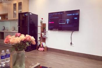 Cho thuê căn hộ Studio Ngọc Lâm 65m2, đầy đủ nội thất siêu đẹp giá 7,5 triệu/tháng. LH 0965494540