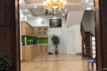 Bán nhà 47,4m2, 4 tầng mới, Trần Khát Chân