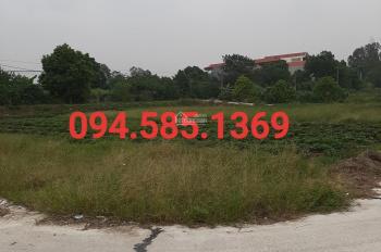 Lô góc đất đấu giá Lê Cao Nghĩa Trụ giáp đô thị Đại An đầu tư sinh lời cao, 094.585.1369