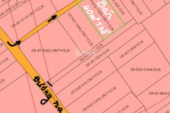 Chủ gửi bán 1000m2 đất, có 40m2 thổ, xã Phú Thạnh