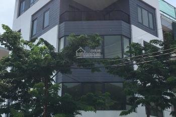 Cho thuê nhà 2 MP Cầu Giấy - Trần Thái Tông, MT 13m DT 130m2, 3.5T nhà 2 mặt phố giá thuê 150 tr/th