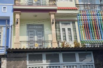 Bán nhà HXH Nguyễn Ảnh Thủ, sát Hiệp Thành City, Q12, giá 4,6 tỷ