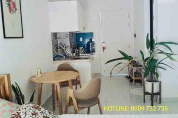 Cho thuê CH mini 1 PN, full nội thất, giao nhà y hình tại Florita giá 10.5tr/tháng. LH 0909732736