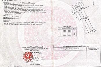 Xây dựng tự do, thổ cư 100%, SHR, đường 490, Phạm Văn Cội, Củ Chi