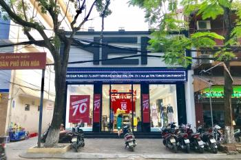 Cho thuê nhà mặt phố Điện Biên Phủ, mặt tiền lớn, nhận tốt, phù hợp làm thương hiệu. LH 0936658669