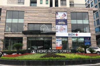 Phòng KD CĐT mở bán đợt cuối căn hộ CC Hong Kong Tower DT 41m2 - 58m2 - 74m2, LH 0965.444.528