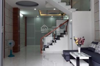 Bán nhà hẻm 4m đường Tô Hiệu, Q. Tân Phú, DT: 5x10m, 2 lầu đúc thật, nhà mới ở ngay. Gía 5.35 tỷ TL