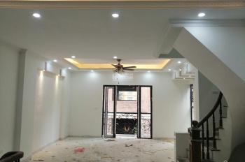 Bán nhà 6 tầng * 42m2 Yên Hòa, Cầu Giấy cách đường lớn 30m, kinh doanh online tốt, 0968449297