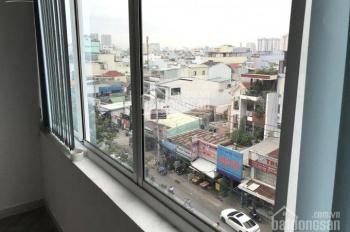 Cho thuê văn phòng mặt tiền Nguyễn Thị Thập, quận 7, 40m2, có sẵn bàn ghế, chỉ 7tr, free dịch vụ