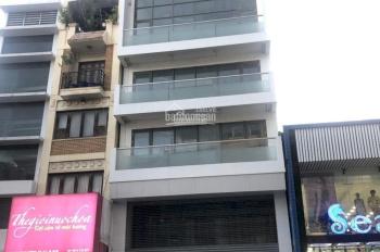 Cho thuê tòa nhà MT Hai Bà Trưng, P 8, Q 3, DT: 8.5x45m, giá thuê 700 tr/th, 0902.900.365