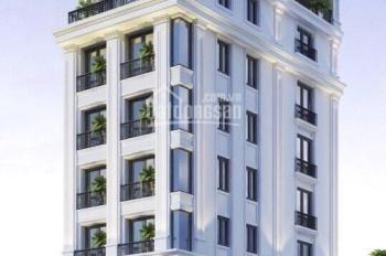 Bán nhà mặt phố Nguyễn Văn Huyên kéo dài, 62m2 x 3 tầng, sổ đỏ CC, nở hậu. Giá 11 tỷ