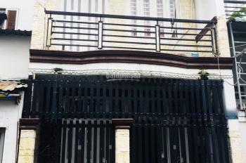 Bán nhà mặt phố 1 lầu hẻm 1283 Huỳnh Tấn Phát, P. Phú Thuận, Quận 7