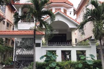 Cho thuê biệt thự KDC Trung Sơn, Bình Chánh. (gần cầu Nguyễn Văn Cừ, Q. 1)