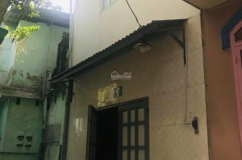 Bán nhà đường Nguyễn Thái Sơn, p7, Gò Vấp, ngay Vincom, DT 12m2, SHR, đúc 1 lầu, giá 1,2 tỷ