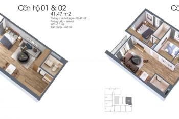Bán gấp căn hộ 2 phòng ngủ chính chủ, diện tích 57m2 - giá 950 triệu - liên hệ 0911.294.688