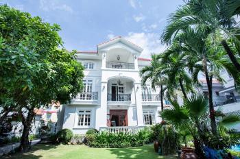 Bán căn hộ dịch vụ khu Làng Báo Chí, Thảo Điền, quận 2. DT 10x11m, 6L thang máy, 24 tỷ TL