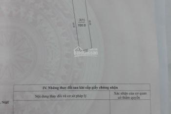 Bán 100m2 tại xóm 6 Nguyên Khê (gần Quốc Lộ 3), giá 1x triệu/m2 cho quý khách hàng