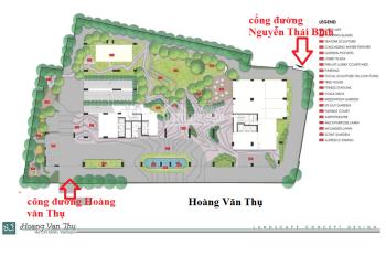 Chính thức nhận giữ chỗ Shop thương mại ngay sân bay Tân Sơn Nhất, giữ chỗ 50tr/căn, giá từ 1.8 tỷ