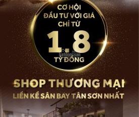 Shop thương mại và smart office vị trí gần kề sân bay Tân Sơn Nhất - liên hệ xem nhà mẫu
