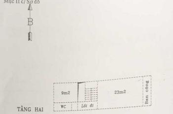 Bán nhà mặt đường số 26 Hoàng Qúy, Lê Chân, Hải Phòng. Sổ hồng chính chủ. Lh 0839587968
