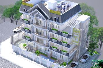 Bán khách sạn 662m2 1 trệt 4 lầu Cồn Khương, Cái Khế, Ninh Kiều, Cần Thơ(mđxd 100% hoàn công)