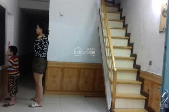 Bán nhà 2 tầng 1 tum đẹp 17.63m2 Thượng Thanh, Long Biên, vị trí đẹp, nhà xây chắc chắn, 1.15 tỷ