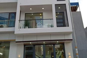 Nhà 3 tầng xây mới thôn Vân Tra sau trường tiểu học An Đồng, An Dương. Giá 1,25 tỷ