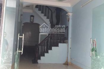Chuyển công tác bán gấp nhà 3 tầng, ngõ 217 Trần Phú, Hà Đông. Đường thông ra khu đô thị Văn Quán