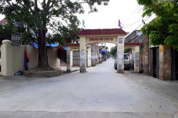 Bán lô đất 90m2 đường 10m chung cư Nam Sơn, An Dương, gần đường 5 mới và KCN Nomura