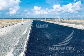 Cần tiền ra gấp lô đất dự án MARINE city  giá cực tốt cho nhà đầu tư liên hệ 0908515211.