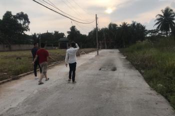 Kẹt tiền bán lô đất 125m2 hẻm xe hơi 8m, xã Tân Nhựt, huyện Bình Chánh, LH 08.99.62.1111