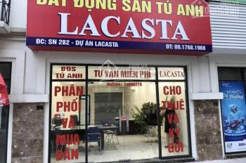 Bán các căn shophouse ngoại giao đã có sổ tại dự án La Casta Văn Phú. Hotline: 0917681968