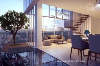Bán CHCC Serenity Sky Villas - duplex - DT: 240m2 - 3 phòng ngủ - 4 toilet full nội thất 35 tỷ