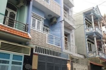 Bán nhà hẻm 8m Phan Huy Ích P15 Tân Bình. Diện tích: 4x15m (hết lộ giới), nhà thiết kế 1 trệt 2 lầu