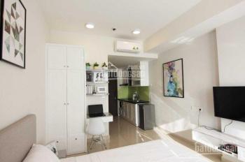Cho thuê gấp officetel River Gate, đủ nội thất, 31m2, giá 10 triệu/tháng. LH: 0906.378.770