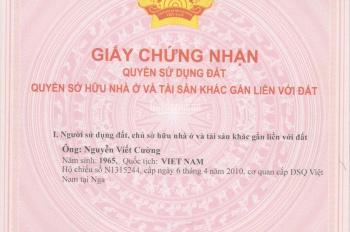 Cần bán gấp lô đất trong khu compound biệt thự 3G đường Số 3, Trần Não, P.Bình An, Quận 2