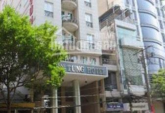 Cho thuê khách sạn 100 phòng MT Phó Đức Chính, Q1, DT: 12*24 hầm, trệt, lửng 12 lầu, 1,342 tỷ/th
