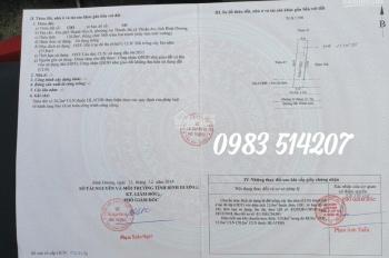 Bán đất mặt tiền 22 Tháng 12, kinh doanh liền, gần ngã tư Thủ Khoa Huân, 120,8m2, sổ đỏ, 3 tỷ 950