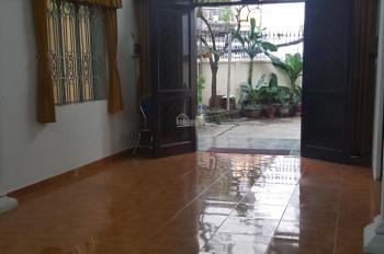 Cho thuê nhà trong hẻm Trường Sơn phường 2 quận Tân Bình 1 trệt 2 tầng