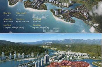Bán đất biệt thự biển tại Bãi Cháy Hạ Long, LH: 0975.995.114