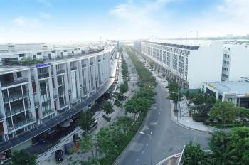 Mở bán shophouse mặt tiền 30m, dự án khu đô thị Vạn Phúc City, 198ha - phong cách Ý