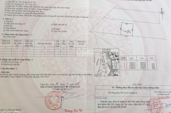 Đất khu dân cư phường 12 TP Vũng Tàu 2,1 tỷ/600m2 sổ hồng công chứng mặt tiền 25m