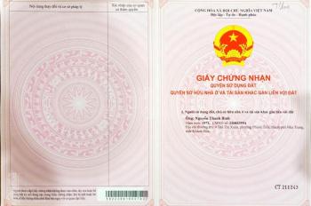 Đất vị trí vàng - giá rẻ - ngay trung tâm thành phố Nha Trang