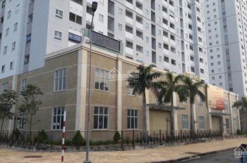 Bán gấp sảnh thương mại, 1 trệt 1 lầu. Quy mô 1.735 căn hộ, DT 2.800m2, đã có sổ